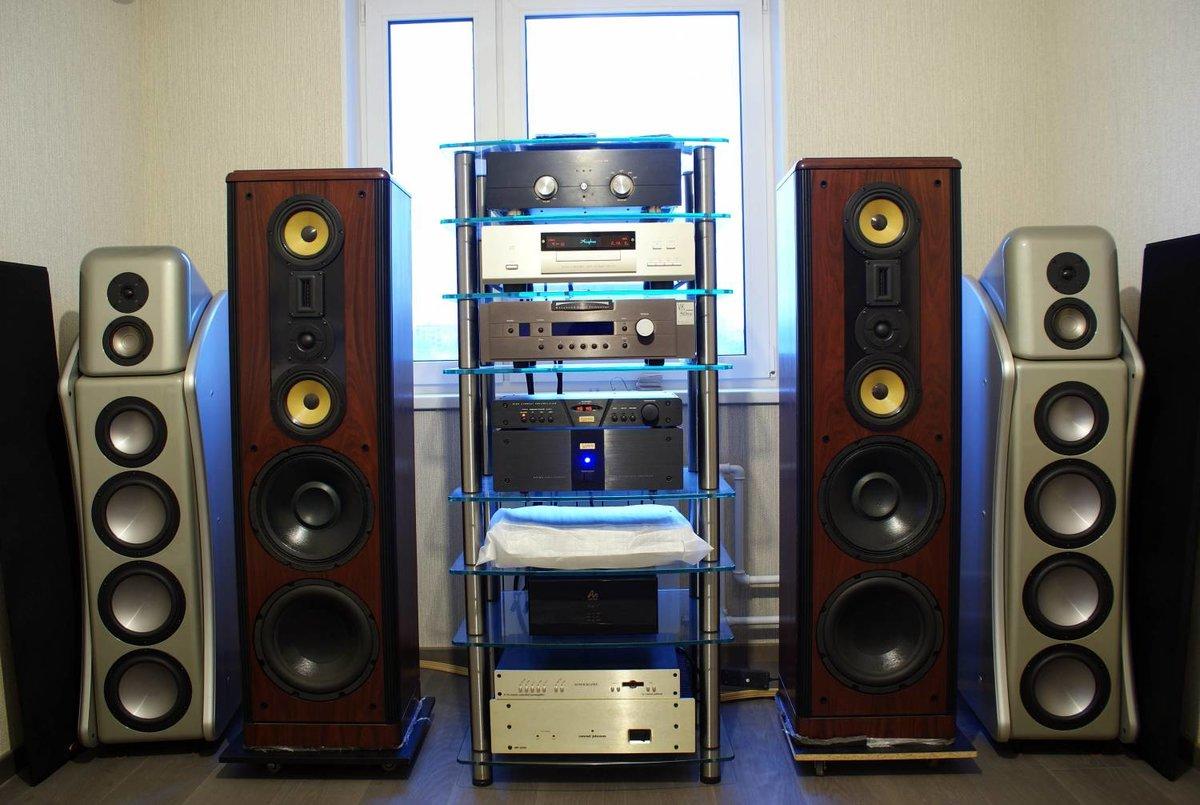 Особенности современных акустических систем