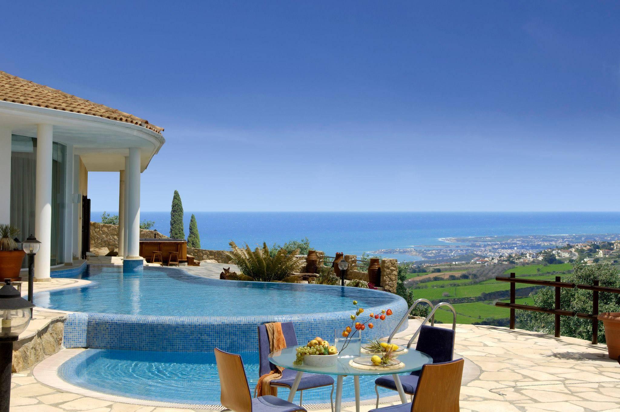 Виллы на Кипре: преимущества