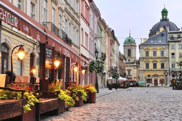 Отдых во Львове: это одни сплошные плюсы