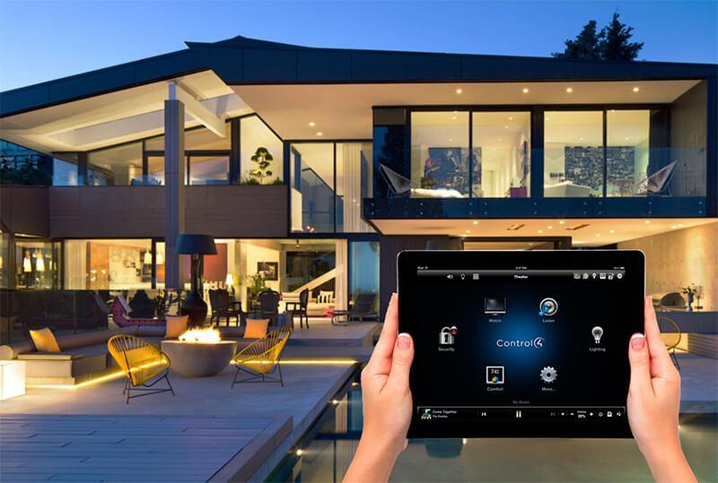 Разработка и монтаж системы умный дом по разумной цене от компании ksimex smart.com.ua