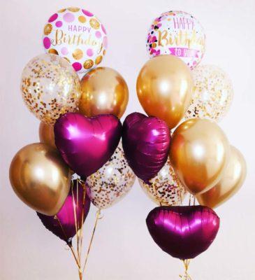 Как выбрать воздушные шары для праздника?