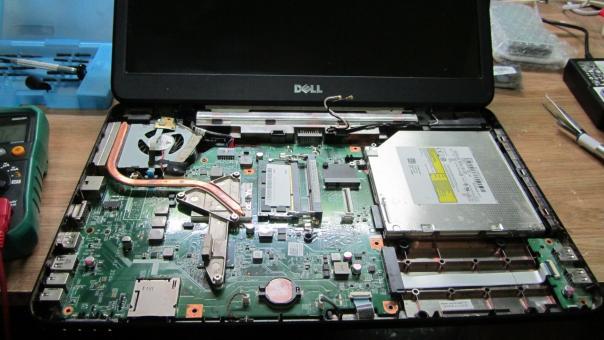 Как проводится ремонт ноутбуков?