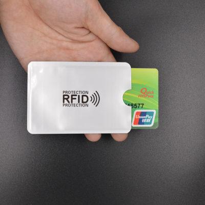 RFID чехол для банковских карт